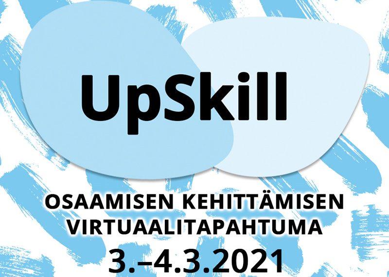UpSkill 2021 -virtuaalitapahtuma