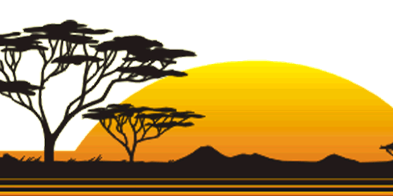 Illustration of Tanzanian scenery