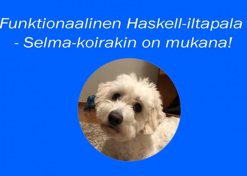 Haskell on Selma-koiran suosikki